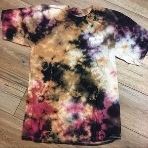 Volcom Tye Dye T-shirt